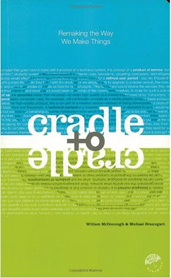 Cradle to Cradle - McDonough, William