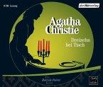 Dreizehn bei Tisch / Ein Fall für Hercule Poirot Bd.7 (3 Audio-CDs)