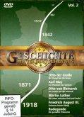 Geschichte Mitteldeutschlands. Vol.2, 2 DVDs