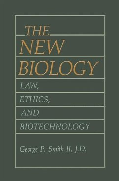 The New Biology - Smith, George P.