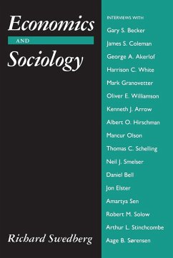 Economics and Sociology - Swedberg, Richard