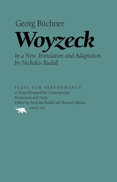 an analysis of the play woyzeck by georg buchner Georg buchnerdanton's deathgeorg buchner's radical retelling of the fallout of the french revolution adapted by simon scardifieldit's 1794 danton's death = woyzeck = buchner this shard-like unfinished play is now recognised as a major work.
