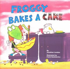 Froggy Bakes a Cake - London, Jonathan
