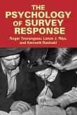 The Psychology of Survey Response