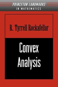 Convex Analysis - Rockafellar, Ralph Tyrell