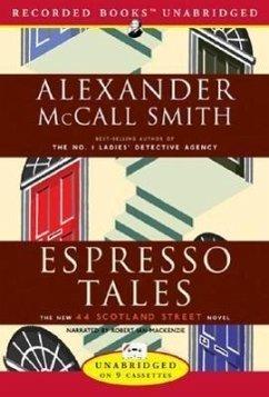 Espresso Tales - McCall Smith, Alexander