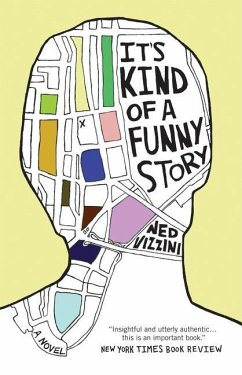 It's Kind of a Funny Story - Vizzini, Ned