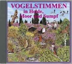 Vogelstimmen 5 in Heide, Moor und Sumpf. CD