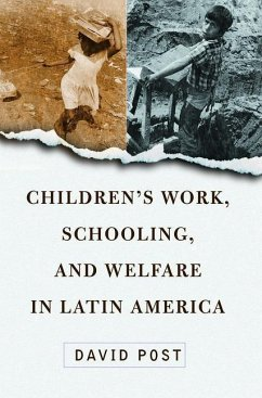 Children's Work, Schooling, and Welfare in Latin America - Post, David L.