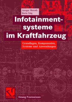 Infotainmentsysteme im Kraftfahrzeug - Meroth, Ansgar; Tolg, Boris