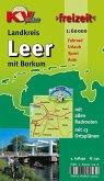 KVplan Freizeit Landkreis Leer mit Borkum