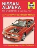 Nissan Almera Petrol (95 - Feb 00) N To V