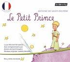 Le petit prince\Der kleine Prinz, 2 Audio-CDs, franz. Version