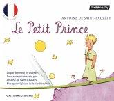 Le petit prince, 2 Audio-CDs\Der kleine Prinz, 2 Audio-CDs, franz. Version