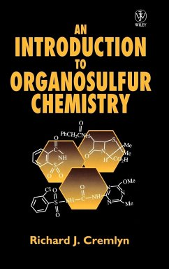 Introduction to Organosulfur Chemistry - Cremlyn
