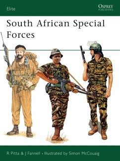 South African Special Forces - Pitta, Robert; Fannell, Jeff