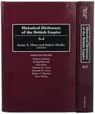Historical Dictionary of the British Empire (2 volumes)