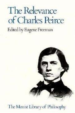 Relevance of Charles Pierce - Freeman, Eugene
