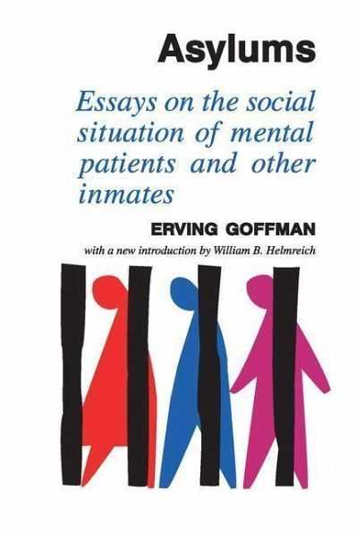 goffman asylums essays on the social situation of mental patients Asylums essays on the social situation of mental patients and other inmates [erving goffman]  essays on the social situation of mental patients and other inmates  schema:description  on the characteristics of total institutions -- the moral career of the mental patient -- the underlife of a public institution :.
