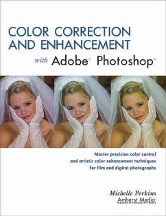 Color Correction and Enhancement with Adobe Photoshop - Perkins, Michelle