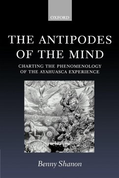 The Antipodes of the Mind - Shanon, Benny (Professor, Department of Psychology of the Hebrew Uni