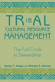Tribal Cultural Resource Management