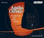 Rendezvous mit einer Leiche / Ein Fall für Hercule Poirot, 3 Audio-CDs