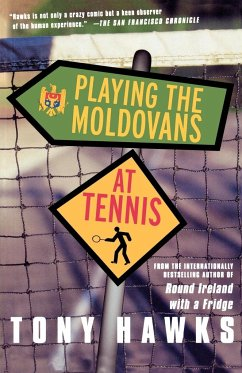 Playing the Moldovans at Tennis - Hawks, Tony