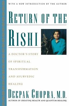 Return Rishi Pa 91 - Chopra, Deepak; Chopra