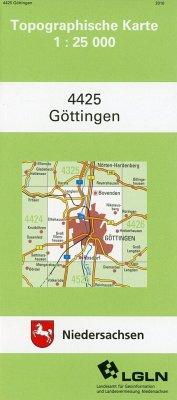 Göttingen 1 : 25 000. (TK 4425/N)