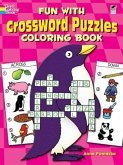 Fun with Crossword Puzzles Coloring Book