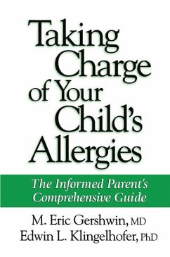 Taking Charge of Your Child's Allergies - Gershwin, M. E.