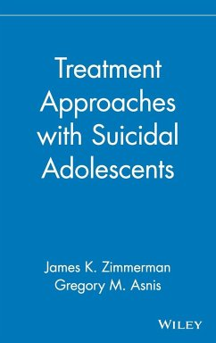 Treatment Approaches with Suicidal Adolescents - Zimmerman