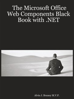 The Microsoft Office Web Components Black Book ...