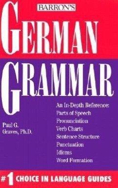 German Grammar - Graves, Paul G.