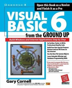 Visual Basic 6 from the Ground Up - Cornell, Gary