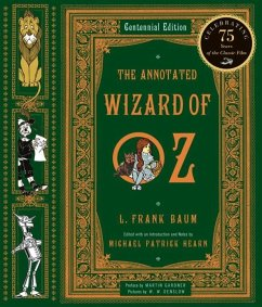 The Annotated Wizard of Oz - Baum, L. Frank
