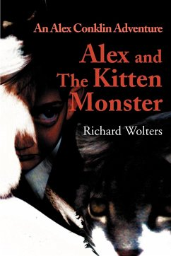 Alex and the Kitten Monster