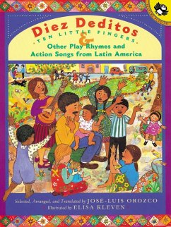 Diez Deditos and Other Play Rhymes and Action Songs from Latin America - Orozco, Jose-Luis