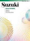 Suzuki Cello School Cello 2