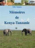 Memoires de Kenya-Tanzanie