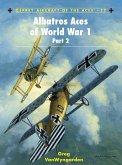Albatros Aces of World War 1, Part 2