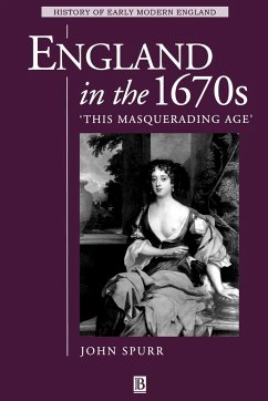 England in the 1670s - Spurr