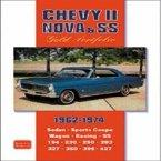 Chevy II Nova and SS Gold Portfolio 1962-1974