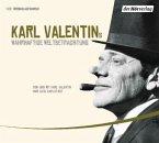 Karl Valentins wahrhaftige Weltbetrachtung, Audio-CD