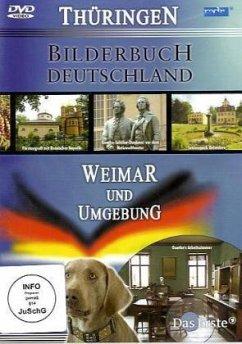 Bilderbuch Deutschland - Weimar und Umgebung