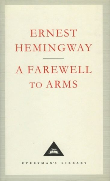 an analysis of the book farewell to arms by ernest hemingway First person (literary analysis) 4/10 a farewell to arms is referred to as being written in diary form, because hemingway wrote the book in the first person.