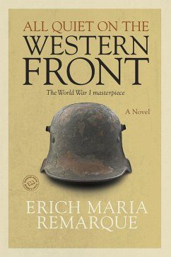 All Quiet on the Western Front - Remarque, Erich Maria