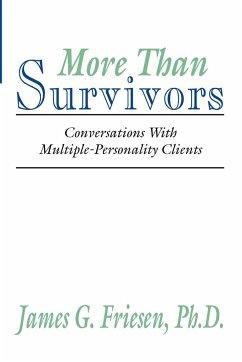 More Than Survivors