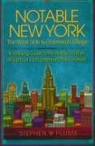 Notable New York: The West Side & Greenwich Village: A Walking Guide to the Historic Homes of Famous (and Infamous) New Yorkers